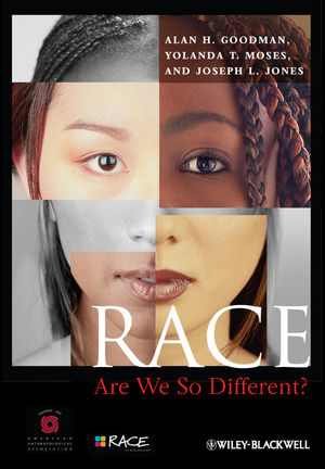 Race: Are We So Different? (1118242211) cover image