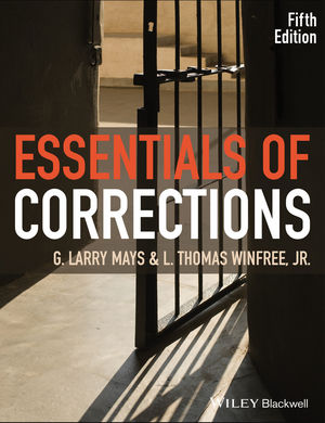 Essentials of Corrections, 5th Edition (1118537211) cover image