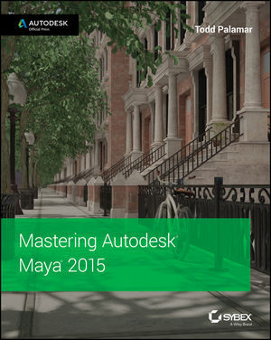 Mastering Autodesk Maya 2015: Autodesk Official Press (1118862511) cover image