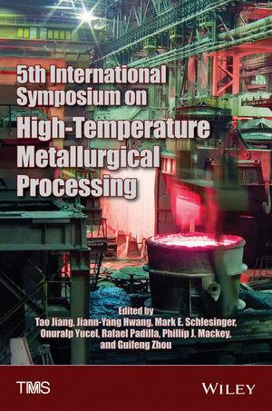 5th International Symposium on High-Temperature Metallurgical Processing