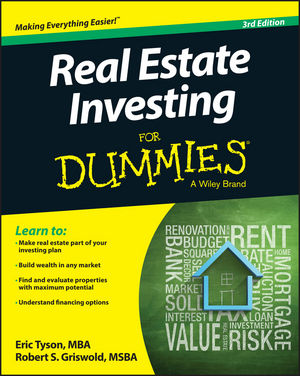 Real Estate <span class='search-highlight'>Investing</span> For Dummies, 3rd Edition