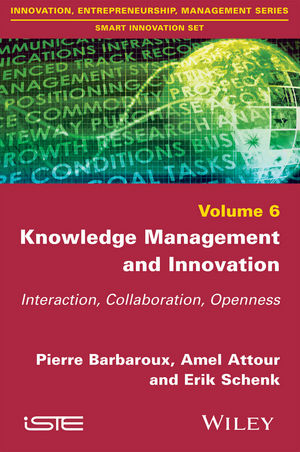 Knowledge Management and Innovation: Interaction, Collaboration, Openness (1119330211) cover image