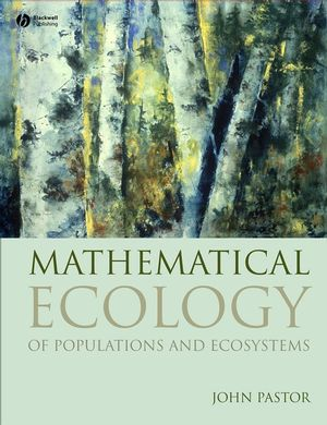 Mathematical Ecology of Populations and Ecosystems (1405188111) cover image