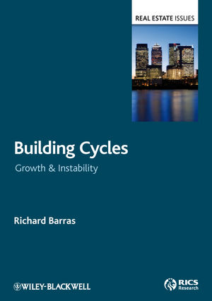Building Cycles: Growth and Instability (1444310011) cover image