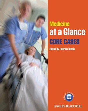Medicine at a Glance: Core Cases (1444335111) cover image