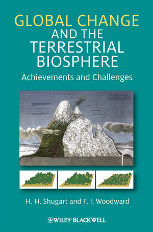 Global Change and the Terrestrial Biosphere: Achievements and Challenges (1444337211) cover image