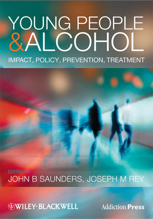 Young People and Alcohol: Impact, Policy, Prevention, Treatment (1444345311) cover image