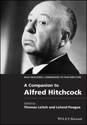 A Companion to Alfred Hitchcock (1444397311) cover image