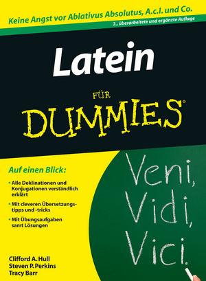 Latein für Dummies, 2. Auflage