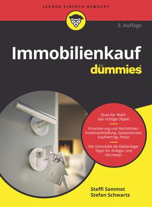 Immobilienkauf für Dummies, 3. Auflage