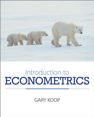 Introduction to Econometrics (EHEP000911) cover image