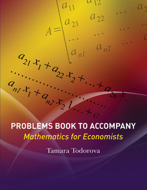 Problems Book to Accompany Mathematics for Economists (EHEP001511) cover image