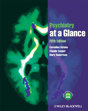 Psychiatry at a Glance, 5th Edition (EHEP002711) cover image