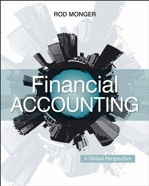 Financial Accounting: A Global Perspective (EUDTE00511) cover image