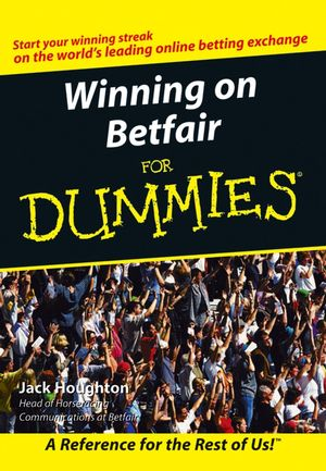 Winning on Betfair For Dummies (0470029412) cover image
