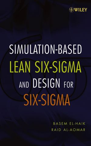 Simulation-based Lean Six-Sigma and Design for Six-Sigma (0470047712) cover image