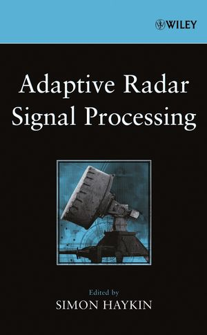 Adaptive Radar Signal Processing (0470069112) cover image