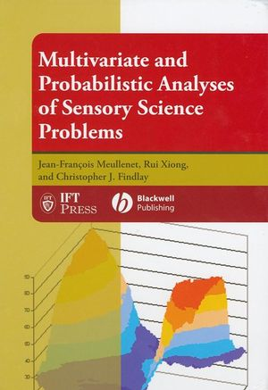 Multivariate and Probabilistic Analyses of Sensory Science Problems (0470276312) cover image