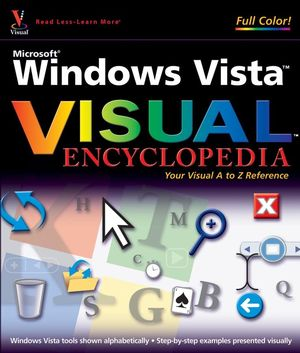 Microsoft Windows Vista Visual Encyclopedia (0470377712) cover image