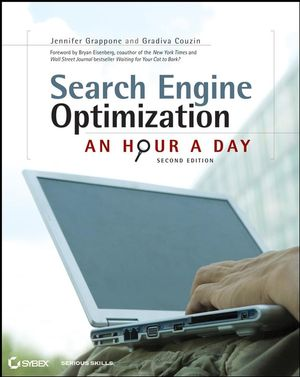 Search Engine Optimization: An Hour a Day, 2nd Edition (0470382112) cover image
