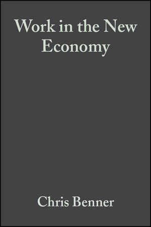 Work in the New Economy: Flexible Labor Markets in Silicon Valley (0470695412) cover image