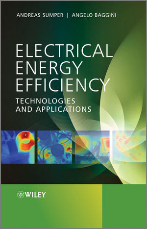 Electrical Energy Efficiency: Technologies and Applications (0470975512) cover image