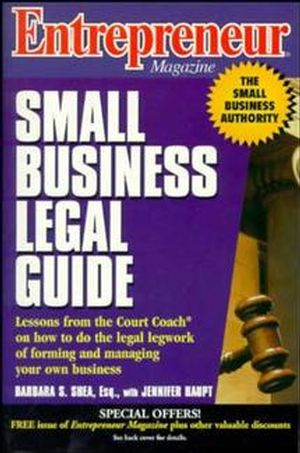 Entrepreneur Magazine: Small Business Legal Guide