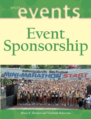 Event Sponsorship (0471126012) cover image