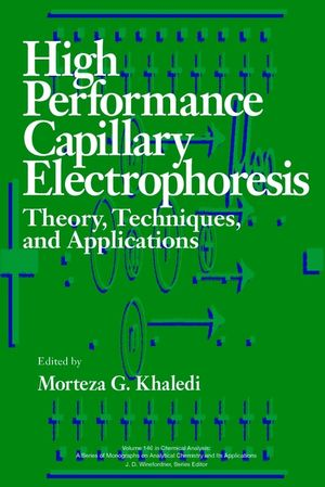 High-Performance Capillary Electrophoresis: Theory, Techniques, and Applications