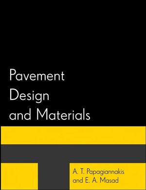 Pavement Design and Materials (0471214612) cover image