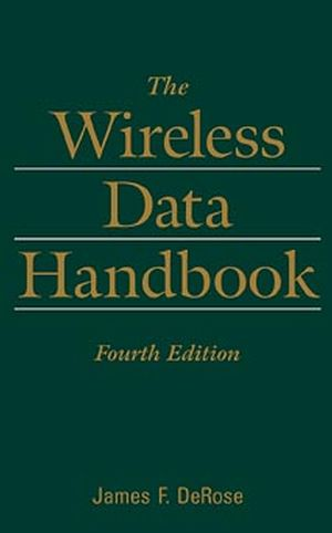 The Wireless Data Handbook, 4th Edition (0471316512) cover image