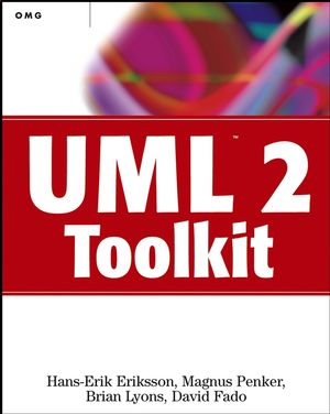 UML 2 Toolkit (0471463612) cover image