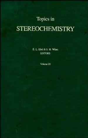 Topics in Stereochemistry, Volume 20