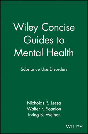 Wiley Concise Guides to Mental Health: Substance Use Disorders (0471689912) cover image