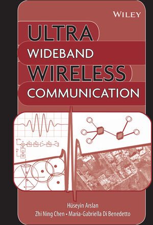 Ultra Wideband Wireless Communication (0471715212) cover image