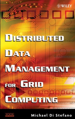 Distributed Data Management for Grid Computing (0471738212) cover image