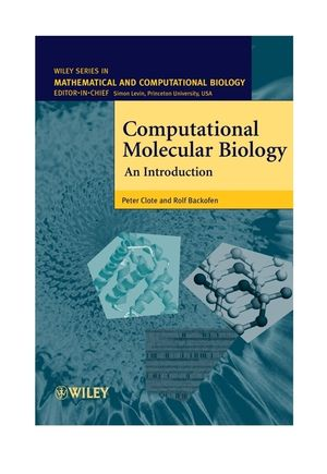 Computational Molecular Biology: An Introduction