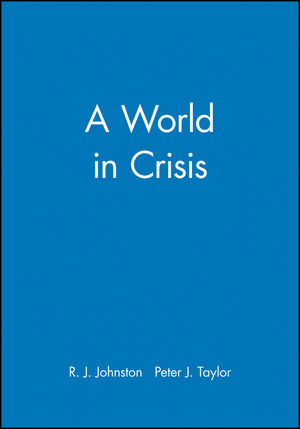 A World in Crisis (0631162712) cover image