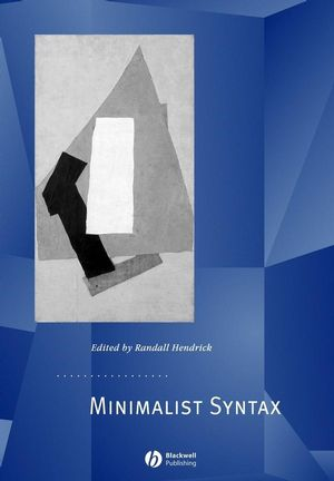 Minimalist Syntax (0631219412) cover image