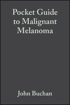 Pocket Guide to Malignant Melanoma (0632054212) cover image