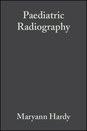 Paediatric Radiography (0632056312) cover image
