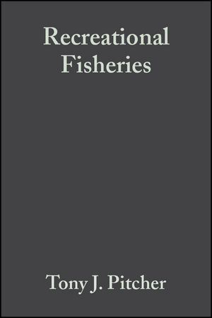 Recreational Fisheries: Ecological, Economic and Social Evaluation (0632063912) cover image