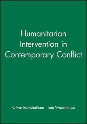 Humanitarian Intervention in Contemporary Conflict (0745615112) cover image