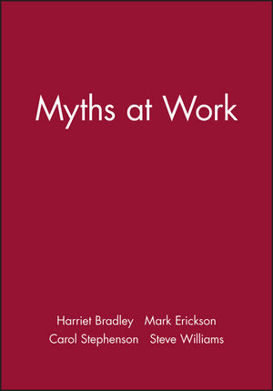 Myths at Work (0745622712) cover image