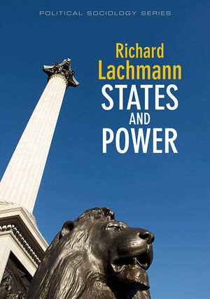 States and Power (0745659012) cover image