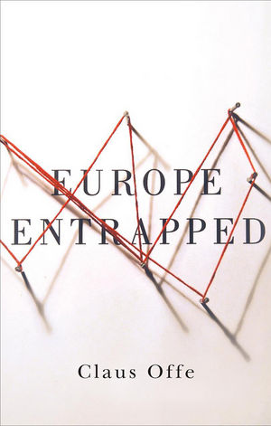 Europe Entrapped (0745687512) cover image