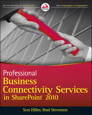 Professional Business Connectivity Services in SharePoint 2010 (1118043812) cover image