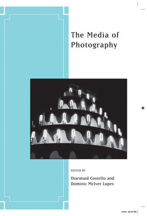 The Media of Photography (1118269012) cover image