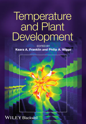 Temperature and Plant Development (1118308212) cover image