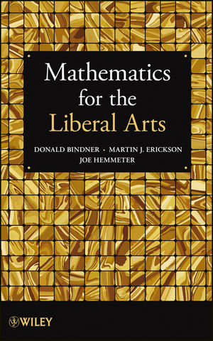 Mathematics for the Liberal Arts (1118352912) cover image